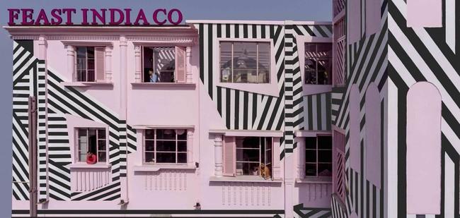 Feast India co Zebra