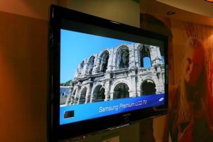 Televisores Tulip de Samsung