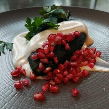 Probamos 5 chiles en nogada muy creativos y preparados por jóvenes chefs en la CDMX