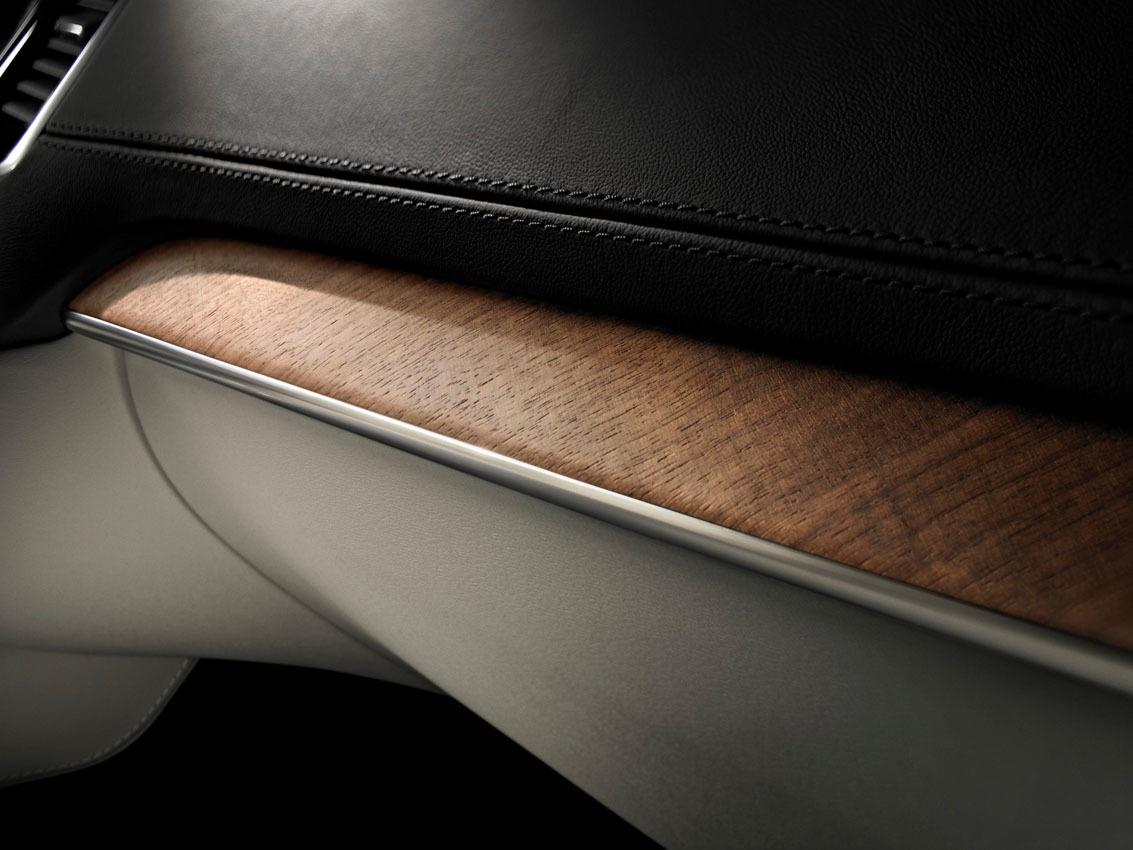 Foto de Volvo XC90, interior (13/39)