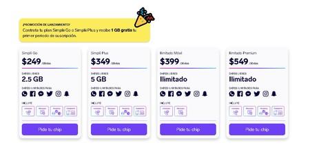 Simplii Planes Mexico
