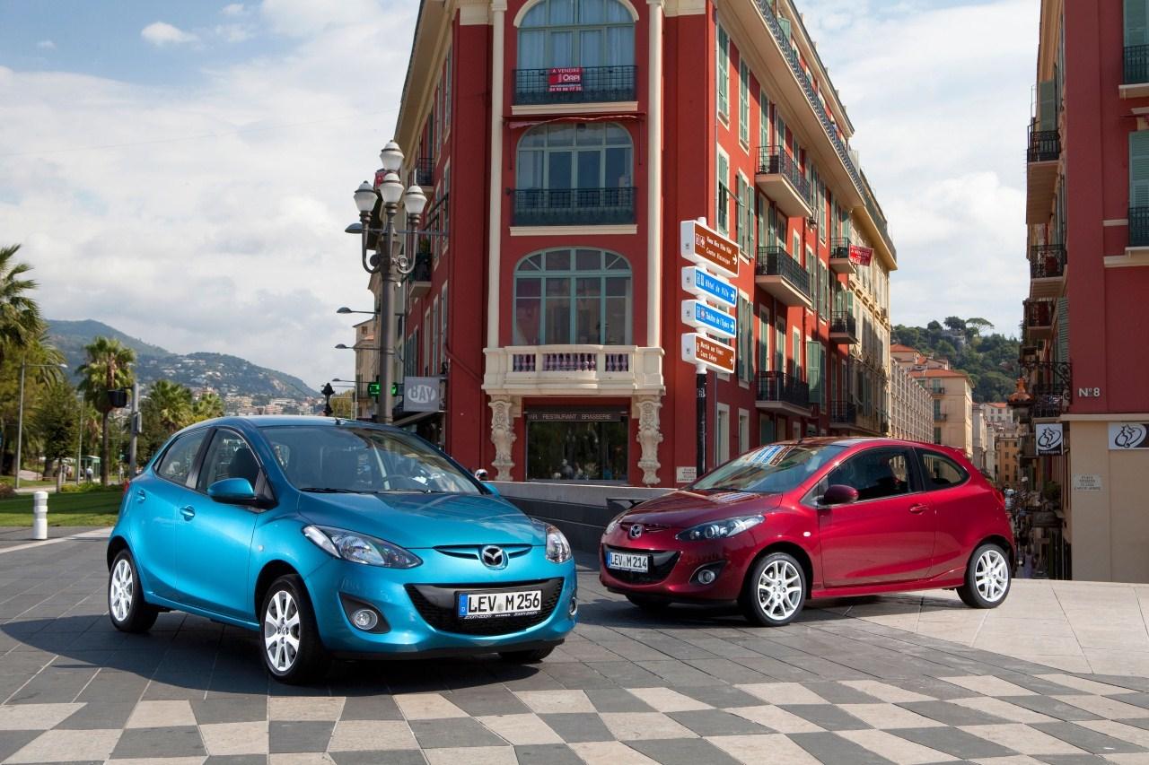 Foto de Mazda2 2010 (48/117)
