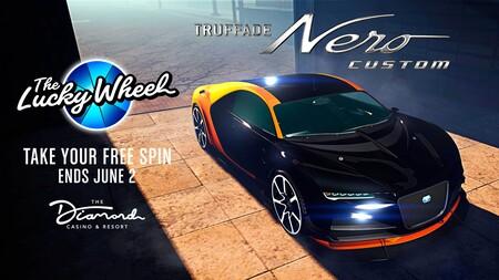Gta Online Truffade Nero Customizado