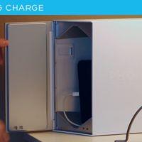 PhoneSoap XL desinfecta tu móvil utilizando rayos ultravioleta