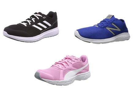 3 chollos en tallas sueltas de zapatillas New Balance, Puma y Adidas en Amazon por debajo de 30 euros
