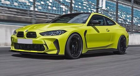 BMW M4 Prior Design8