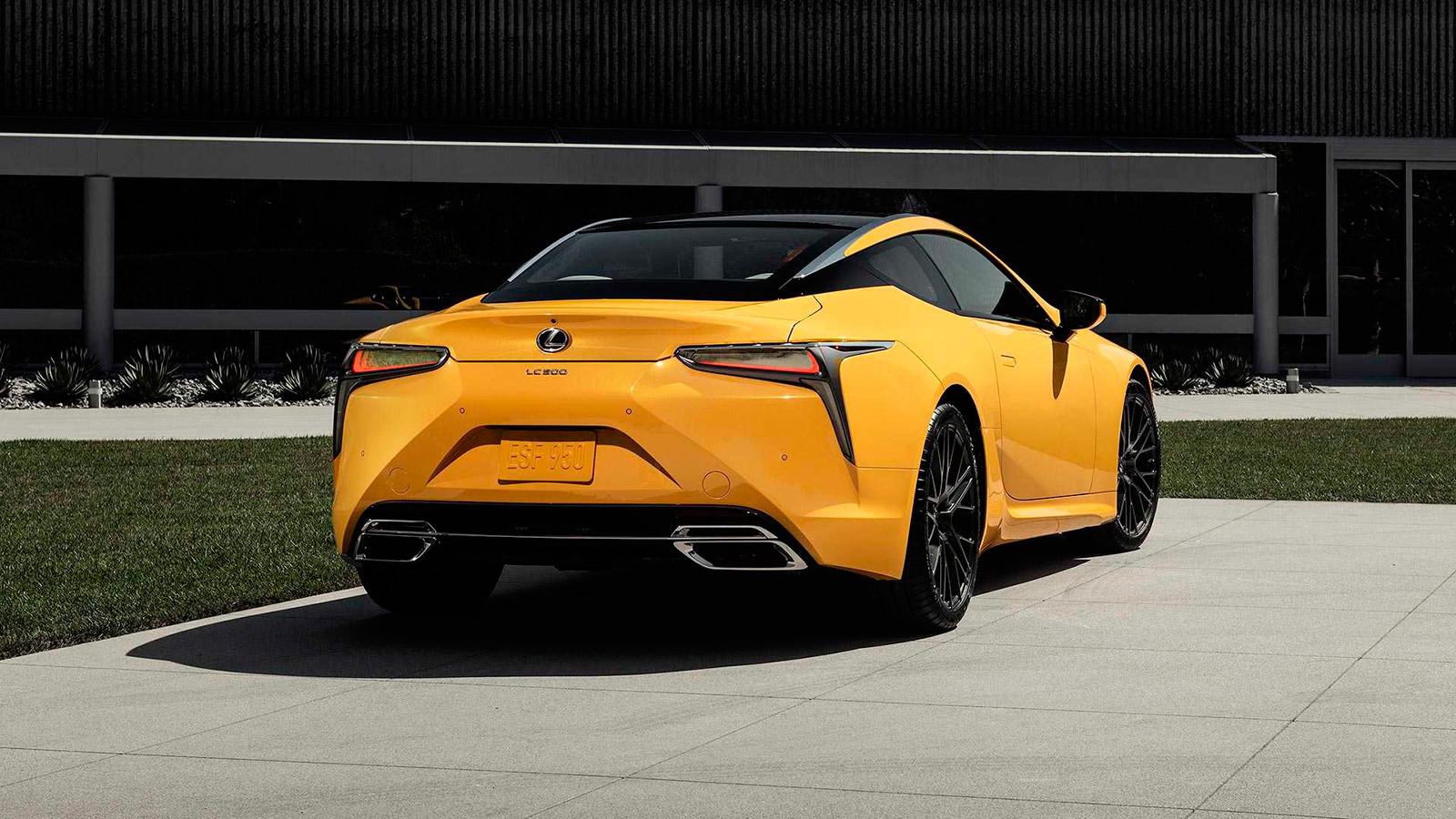 Foto de Lexus LC 500 Inspiration Series (13/14)
