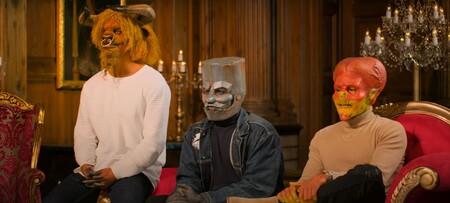Desconcertante tráiler de 'Sexy Beasts': Netflix presenta su nuevo reality que mezcla 'Mask Singer' con 'First Dates'