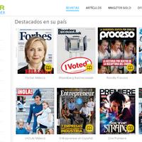Magzter es un quiosco digital que llega a México con más de 3,000 revistas