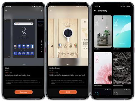 Asus Rog Phone 5 04 Temas