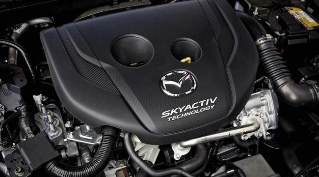 Mazda tres Skyactiv