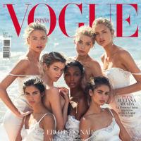 Vogue España: Los ángeles de Victoria