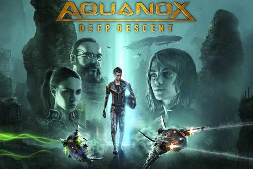 Aquanox tiene todo lo que me hace salivar en un videojuego, y sin embargo será difícil que algún día alcance a terminarlo