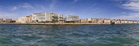 Inaugurado el Centro Botín, un nuevo espacio para el arte en Santander