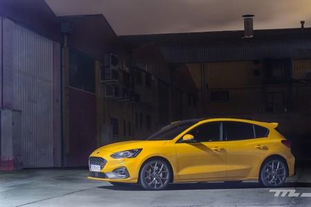 Ford Focus St 2019 Prueba 002