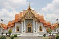 Guía de templos de Bangkok: Wat Benchamabophit o Templo de Mármol