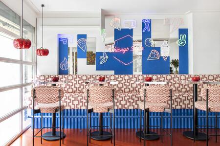 """Se estrena pizzería de estilo """"Chicago"""" en el centro de Madrid"""