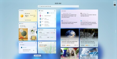 widgets windows 11