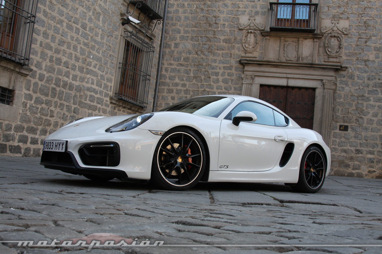 Foto de Porsche Cayman GTS (prueba) (6/34)
