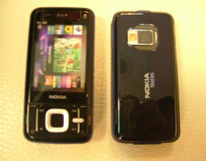 Nokia N81, primeras imágenes (no oficiales)