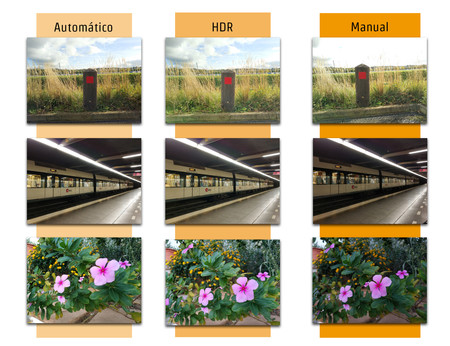 Xiaomi Mi Mix Comparacion Hdr Manual