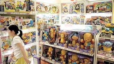 China quiere lavar la imagen de los juguetes que fabrica