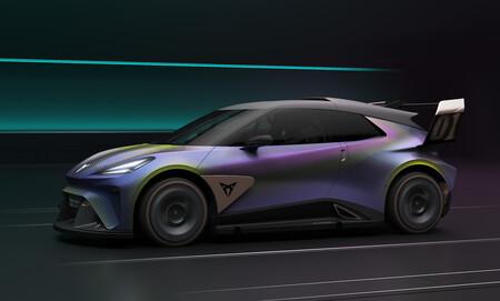 El CUPRA UrbanRebel Concept es el protitipo del próximo SEAT Ibiza... o su reemplazo eléctrico