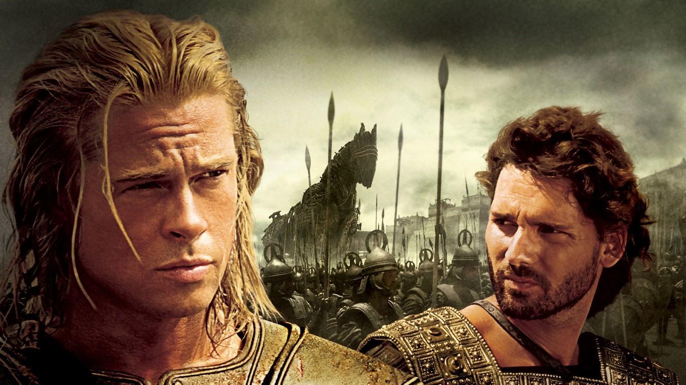 Troya Brad Pitt Se Enfrenta A Eric Bana En Una épica Actualización Con Sabor A Precedente De Juego De Tronos