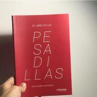 'El libro de las pesadillas', la publicación necesaria que aplaudimos pero que ojalá nunca hubiera hecho falta