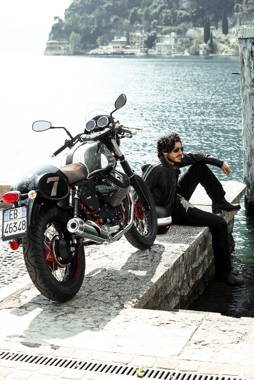 Foto de Moto Guzzi V7 Racer (29/49)