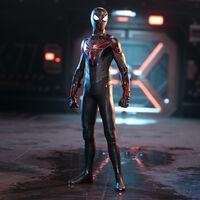 Un vídeo comparativo de Marvel's Spider-Man: Miles Morales nos muestra cómo ha cambiado gracias a la deformación muscular realista