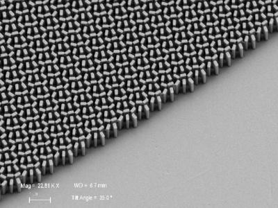 Metalentes, el futuro de la fotografía pasa por las lentes de dióxido de titanio
