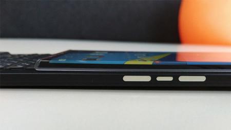 Detalla de la BlackBerry Priv