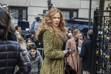 Los looks de Nicole Kidman en 'The Undoing' (HBO) son tan buenos como la serie: el vestido metalizado y el abrigo que no podemos sacarnos de la cabeza