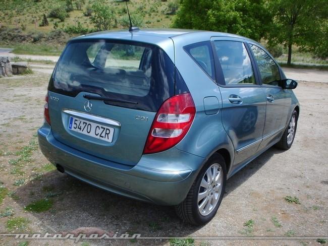 Mercedes-Benz A 200 CDI (2005)