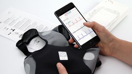 COPCAR, un sistema español para detectar problemas cardíacos antes que el propio paciente