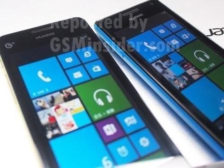 Huawei Ascend W3 se presentaría en la CES 2014, un nuevo Windows Phone accesible
