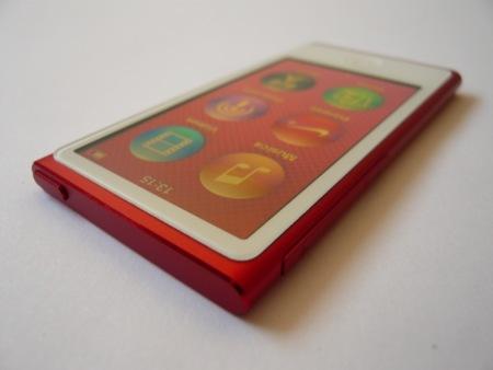 iPod nano 2012 botones superiores