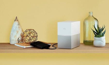 Ahora en Amazon tienes un NAS doméstico como el Western Digital My Cloud Home Duo de 20 TB por 105 euros menos