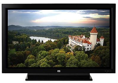 HP también comienza a vender sus nuevos televisores 1080p