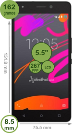 bq Aquaris M5.5 Essential