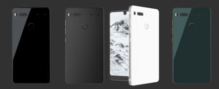 Essential Phone, comparativa: así queda el móvil de Andy Rubin frente al Xiaomi Mi Mix, Galaxy S8, LG G6 y más