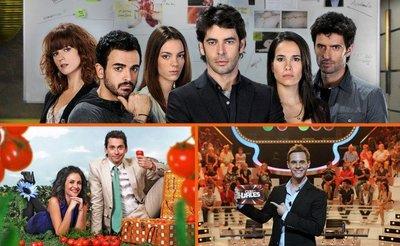 Telecinco estrena nuevos capítulos de 'Aída' y mueve a 'Tú sí que vales' y 'Homicidios' de día