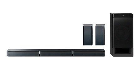 La barra de sonido 5.1 Sony HT-RT3 vuelve a estar rebajada a 189 euros en los Red Days de Mediamarkt