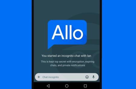 Google almacena los mensajes de Google Allo: si quieres privacidad hay otras alternativas