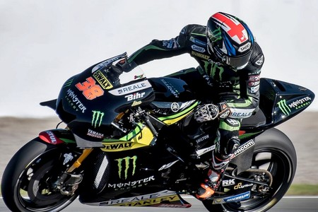 Bradley Smith Motogp 2016 Gp Valencia