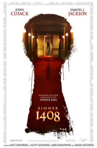 Nuevo póster de '1408', ¿qué querrá esa niña?