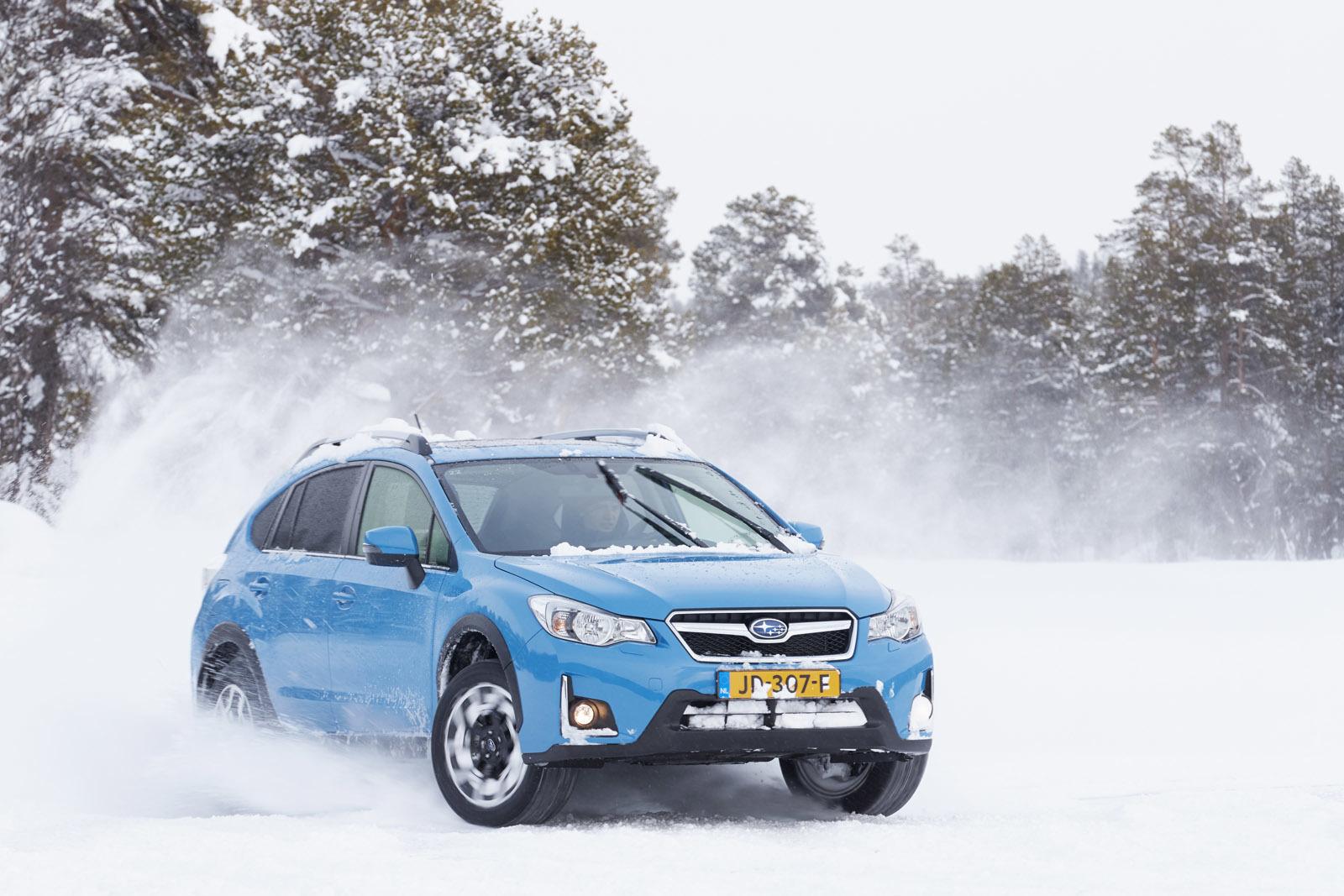 Foto de Subaru Snow Drive 2016 (134/137)
