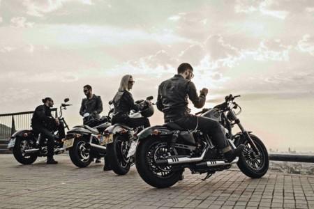 ¿Te gustan las motos custom? Pues no te pierdas la semana que viene la Dark Custom Experience