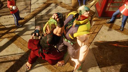 ¿Ya abrieron los ojos con la salida de Street Fighter V?